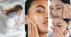 """卸妆按摩能改善失眠?美容专家亲授""""3点式""""纾压保养法,睡前卸妆品还得这样挑才有效..."""